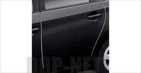 『プリウス』 純正 ZVW30 ドアエッジプロテクター ステンレス製1台分セット パーツ トヨタ純正部品 ドアモール ドアエッジモール prius オプション アクセサリー 用品