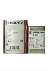 【送料無料】カンペ セラMレタン(日塗工調色中彩2:艶有):4kgセット<関西ペイント>