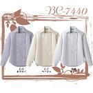 レディスコックシャツBC-7440/レディス/長袖/フードサービス
