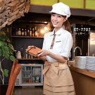 ショップコートET-7707ET-7708ET-7709/半袖/タイ/配色/フードサービス/レディース