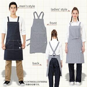 男性着用イメージ、女性着用イメージとバックスタイル