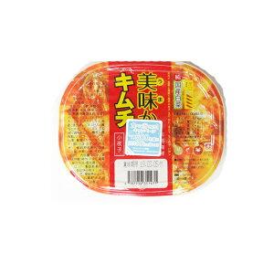 【送料込】国産野菜 美味かキムチ 《200g×12個》 株式会社香味小夜子