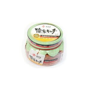 【送料込】チョンカ宗家キムチ 白菜キムチ 乳酸菌でおいしく元気 《380g×6個》 大象ジャパン株式会社