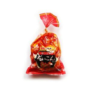 【送料無料】糖しぼり 国産大根使用 だいこんキムチ 《200g×20袋》 株式会社新進10×2
