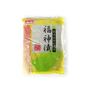 国内産原料使用 国産福神漬(1キロ×15袋)株式会社アサダ 1箱 送料無料