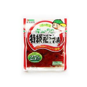【送料込】7種の野菜 キューちゃんシリーズ 特級福神漬け 《100g×10袋》 東海漬物株式会社1ケース