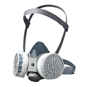 防毒マスク(低濃度用)GM28S 国家検定合格品