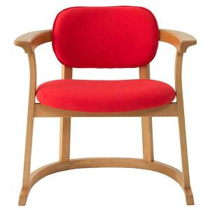 シーズ かに座PLUS チェア ハイタイプ(椅子)赤