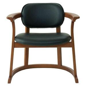 SEEDS かに座PLUS チェア ハイタイプ(椅子)黒