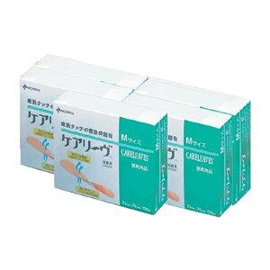 滅菌済救急絆創膏 ケアリーヴ M100枚入×5箱 まとめ買いセット(一般医療機器)
