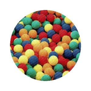 ボールプール用 ボールハウス用 EVAボールセット 750個