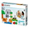 LEGOレゴduploデュプロゆかいな動物セット45012シマウマサバンナジャングル北極カバワニV95-5265