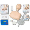 レールダル ミニアン CPR AED学習キット Laerdal 心肺蘇生訓練用人形