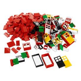 LEGO レゴ 新ドアと窓 9386 V95-5908