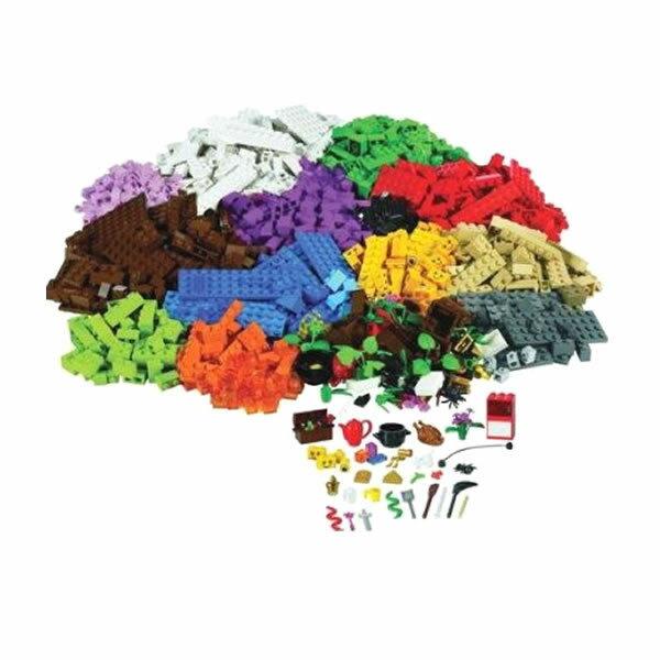 LEGO レゴ 基本ブロック カラフルセット 9385