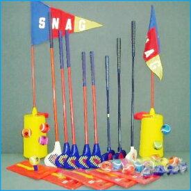 5人用セット 団体用 スナッグゴルフ用品 SNAG GOLF