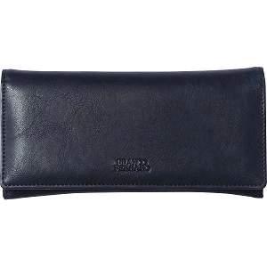 フランコフェラーロ長財布(ネイビー)〈S−FFM173100NVY〉