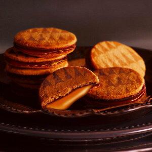【送料無料】|ザ・スウィーツキャラメルサンドクッキー(24個)|お歳暮冬ギフトウインターギフトお年賀寒中見舞い内祝いお祝い