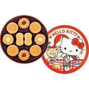 バタークッキー缶(ハローキティ)〈33745〉|ギフトセット|販売促進商品 販促 景品 イベント用品 法人ギフト 賞品 低額ギフト