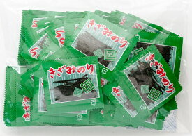 きざみ海苔 小袋カットサイズ 2mm幅 0.4g×100袋入