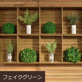 フェイクグリーン ミニ 玄関 リビング 造花 観葉植物 フェイク インテリア おしゃれ 植物 プラント スチール缶 植物 緑 室外 室内 送料無料