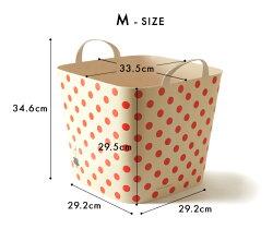 幅33.5×奥行33.5×高さ29.5(含ハンドル34.6)cm