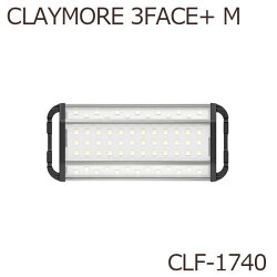 CLAYMORE3FACE+M