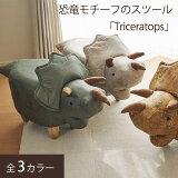 恐竜モチーフTriceratops