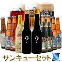 ビール クラフトビール 新鮮 限定ビール 10本詰め合わせサンキューセット 2020 夏 飲み比べ 世界一のビールを含むお試…