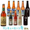 お歳暮 ギフト ビール 福袋 クラフトビール 10本詰め合わせサンキューセット 2019 冬 IPA 飲み比べ 世界一のビールを…