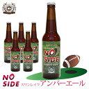 ビール クラフトビール ラグビーノーサイド アンバー 6本 詰め合わせ2019 秋 BIG イベント世界一のビールで楽しもうスワンレイクビール あす楽 地ビール 送料無料