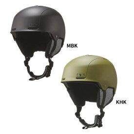 DICE ダイス スノーヘルメット D7 MBK / KHK 全2色 フリーライド(FREE RIDE HELMETS) 2サイズ 2020-2021【スノーボード ヘルメット アイウェア スポーツ アウトドア ゴーグル】