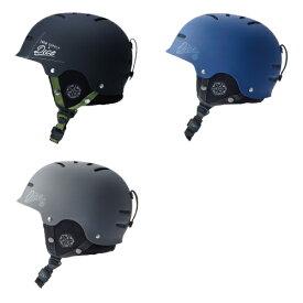 DICE ダイス スノーヘルメット D5 MBK / DNVY / MGRY フリーライド(FREE RIDE HELMETS) 2サイズ 2020-2021【スノーボード ヘルメット アイウェア スポーツ アウトドア ゴーグル】