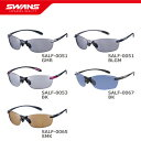 SWANS スワンズ サングラス SALF-0051 GMR/ -0051 BLGM/ -0053 BK/ -0067 BK/ -0065 SMK Airless Leaffit エアレス …