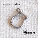 【メール便送料無料】ウィチャード セイラー バウシャックル Lサイズ wichard bow shackle 現在もプロのヨットマン達から支持され続ける、本物の...