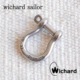 ウィチャード セイラー バウシャックル Lサイズ wichard bow shackle 現在もプロのヨットマン達から支持され続ける、本物のヨットツールです キーリング キーホルダー ヨットツール DM便可能商品 雑貨