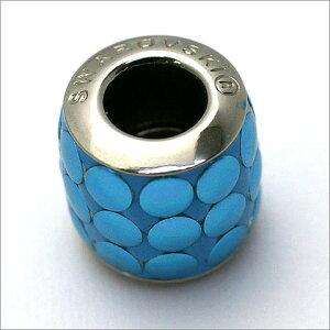 【予約販売】(cr180701-24b) ブルーブラッシュ 9.5mm #180701 ビーチャームド パヴェ メタリックス BECHARMED PAVE Metallics