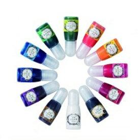 【宝石の雫】12色セット UVレジン専用 着色剤 パジコ PADICO カラーレジン クラフト ジュエルラビリンス 各10ml