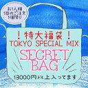 【TOKYO SPECIAL MIX】シークレットバッグ★サマージャンボ福袋 13000円以上の商品が入った特大福袋! 数量限定 お1人…