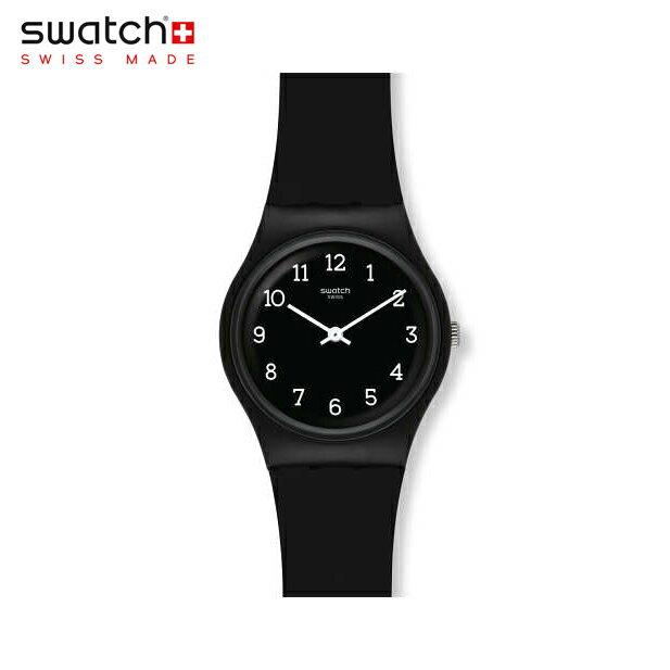 【公式ストア】Swatch スウォッチ BLACKWAY ブラックウェイ GB301Originals(オリジナルズ) Gent(ジェント) 【送料無料】(素材)ベルト:シリコン ケース:プラスチックメンズ レディース 腕時計 人気 定番 プレゼント
