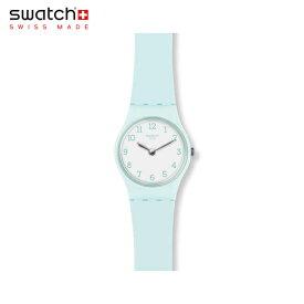 【公式ストア】Swatch スウォッチ GREENBELLE グリーンベル LG129Originals(オリジナルズ) Lady(レディ) 【送料無料】(素材)ベルト:シリコン ケース:プラスチックレディース 腕時計 人気 定番 プレゼント