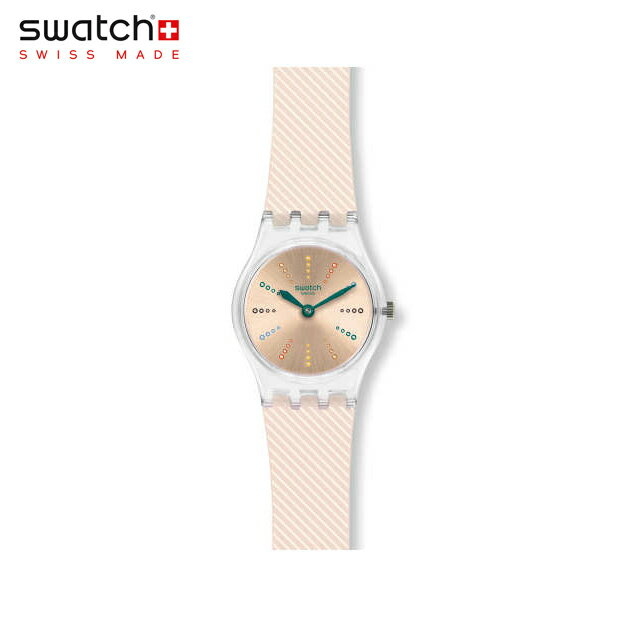 【公式ストア】Swatch スウォッチ QUADRETTEN クアドレテン LK372Originals(オリジナルズ) Lady(レディ) 【送料無料】(素材)ベルト:シリコン ケース:プラスチックレディース 腕時計 人気 定番 プレゼント