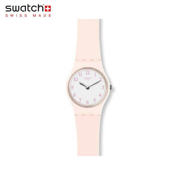 【公式ストア】Swatch スウォッチ PINKBELLE ピンクベル LP150Originals(オリジナルズ) Lady(レディ) 【送料無料】(素材)ベルト:シリコン/ケース:プラスチックレディース/腕時計/人気/定番/プレゼント