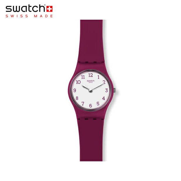 【公式ストア】Swatch スウォッチ REDBELLE レッドベル LR130Originals(オリジナルズ) Lady(レディ) 【送料無料】(素材)ベルト:シリコン/ケース:プラスチックレディース/腕時計/人気/定番/プレゼント