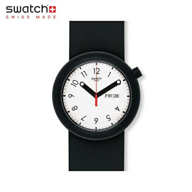 【公式ストア】Swatch スウォッチ POPAGAIN ポップアゲイン PNB700Originals(オリジナルズ) Pop(ポップ) 【送料無料】(素材)ベルト:シリコン/ケース:プラスチックメンズ/レディース/腕時計/人気/定番/プレゼント