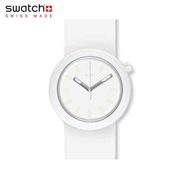 【公式ストア】Swatch スウォッチ POPURE ポップピュア PNW105Originals(オリジナルズ) Pop(ポップ) 【送料無料】(素材)ベルト:シリコン/ケース:プラスチックメンズ/レディース/腕時計/人気/定番/プレゼント