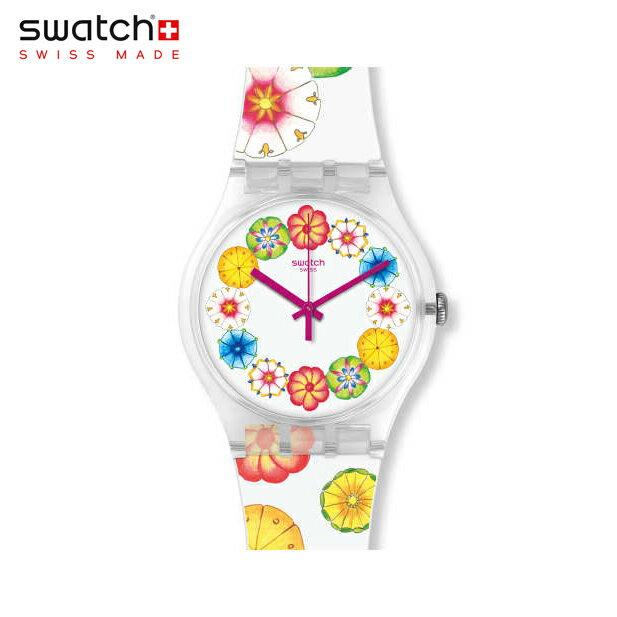 【公式ストア】Swatch スウォッチ KUMQUAT カムクアット SUOK127Originals(オリジナルズ) New Gent(ニュージェント) 【送料無料】(素材)ベルト:シリコン ケース:プラスチックレディース 腕時計 人気 定番 プレゼント