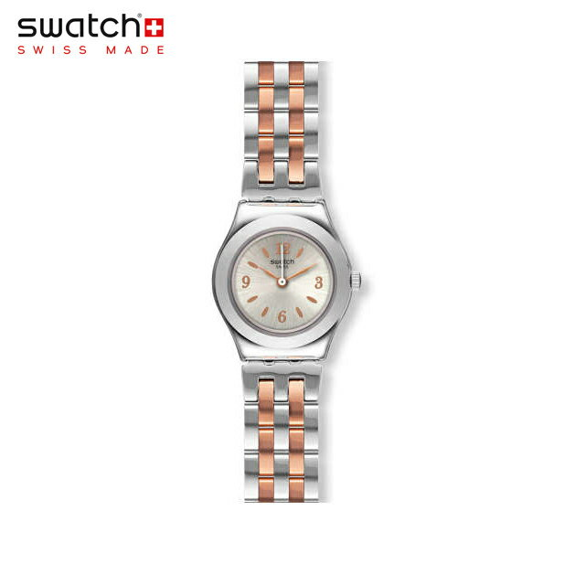 【公式ストア】Swatch スウォッチ MINIMIX ミニミックス YSS308GIrony(アイロニー) Irony Lady(アイロニーレディ) 【送料無料】(素材)ベルト:ステンレススチール(調節可能) ケース:ステンレススチールレディース 腕時計 人気 定番 プレゼント