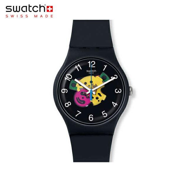 【公式ストア】Swatch スウォッチ PATCHWORK パッチワーク SUOB140Originals(オリジナルズ) New Gent(ニュージェント) 【送料無料】(素材)ベルト:シリコン/ケース:プラスチックメンズ/レディース/腕時計/人気/定番/プレゼント