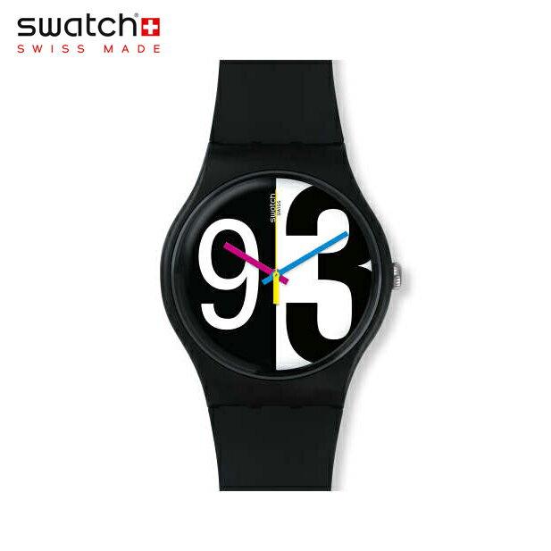 【公式ストア】Swatch スウォッチ ZOOMZANG ジグザグ SUOB141Originals(オリジナルズ) New Gent(ニュージェント) 【送料無料】(素材)ベルト:シリコン/ケース:プラスチックメンズ/レディース/腕時計/人気/定番/プレゼント